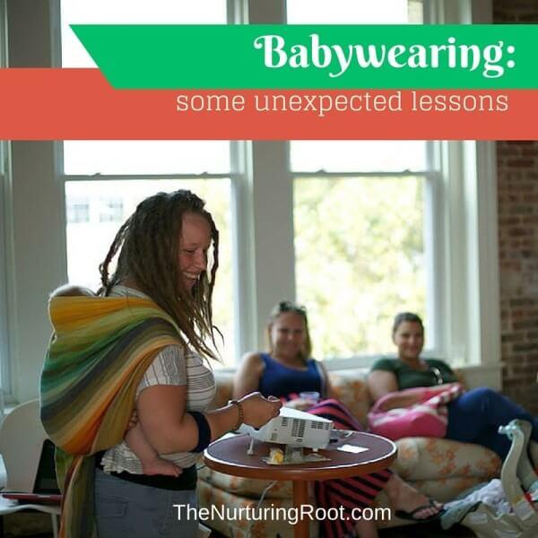 Baltimore babywearing